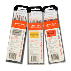 TIG & Gas Filler Rods