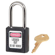 Master Lock 410 Keyed Different Safety Padlock