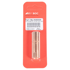 BOC Oxy/Acetylene Maxi-Heating Tip: 8 x 12