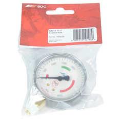 BOC Acetylene Gauge: 0-4,000 kPa