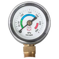 BOC Oxygen Gauge Outlet