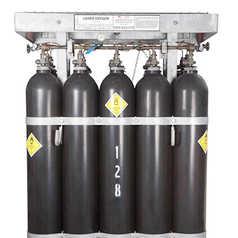 Oxygen Laser Grade, Compressed, Cylinder Pack