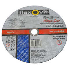 Flexovit Mega Inox Premium Cut-Off Wheel