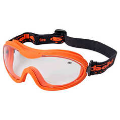 Bollé Nitro Safety Goggles with PVC Frame
