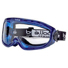 Bollé Blast Safety Goggles with Top Vent Closed