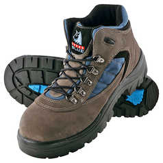 Steel Blue Wagga Lace-Up Safety Boot with Steel Toecap and TPU Outsole