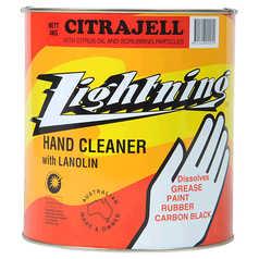 Lightning Citrajell Hand Cleaner with Lanolin