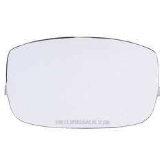 3M Speedglas 9002 Standard Outside Cover Lenses - Pack of 10