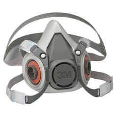 3M 6000 Series Drop Down Half Face Respirator