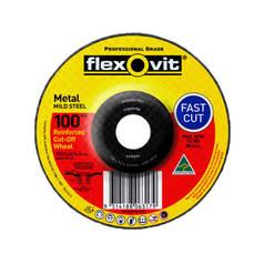 Flexovit A30S-BF42 Cut-Off Wheel