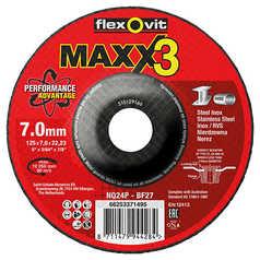 Flexovit Maxx3 Grinding Wheels