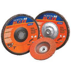 Norton Blaze R980 Flap Discs