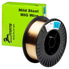 MagMate 71C Mild Steel FCAW Wire, Gas Assisted: 15kg Spool