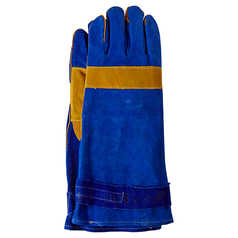 BOC Kevlar Blue Welding Glove with VELCRO® Strap