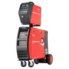 BOC Smootharc Advance 350R Remote MIG Welder