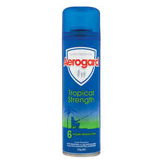 Aerogard Insect Repellent Aerosol: Tropical Strength