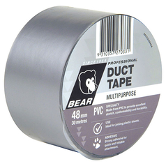 Norton PVC Silver Duct Tape