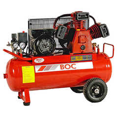 BOC AIR 17 Triple Air Compressor