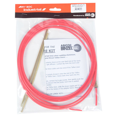 Binzel 3m Aluminium Wire Kit - 1-1.2mm