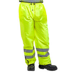 ESCAPE Hi-Vis Isa Rain Pants with Reflective Tape