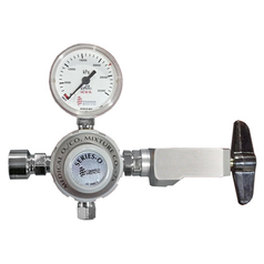 Series O Pressure Regulator - Carbogen 5 Percent