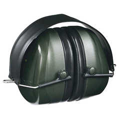 3M Peltor H7 Deluxe foldable Headband Earmuffs
