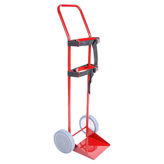 BOC E and G Size Single Cylinder Trolley