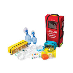 LIFE LINE™ Emergency Oxygen Resuscitation Kit