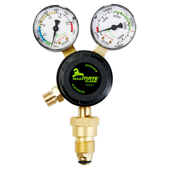 MagMate Flame Oxygen Regulator - Side Inlet