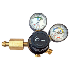 MagMate Oxygen C Type 17 Regulator - Side Inlet