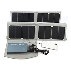 Medistrom Solar Panel, 50W for Pilot Lite