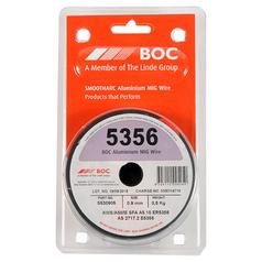 BOC 5356 Aluminium MIG Wire: 0.5kg Spool