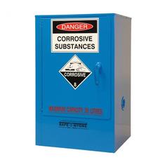 Safe-T-Store 30L Under Bench Storage Cabinet  Corrosive Substances