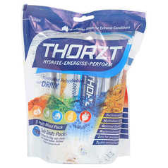THORZT Ssmix Solo 5 Fruits Shot Sachet - 10 Pack
