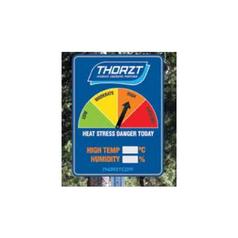 THORZT Heat Stress Danger Meter