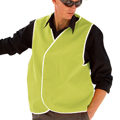 UMATTA Hi-Vis Polyester Safety Vest