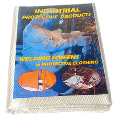 WELD GUARD Heavy Duty Welding Blanket: 1.8 x 0.9m