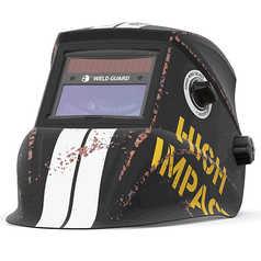 WELD GUARD High Impact Auto-Darkening Welding Helmet with Grinding Mode