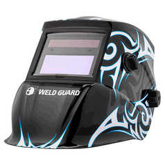 WELD GUARD High Impact Auto-Darkening Welding Helmet